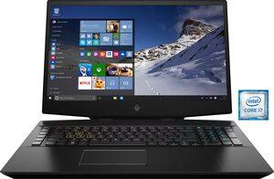 OMEN 17-cb0261ng Gaming-Notebook (43,9 cm/17,3 Zoll, Intel Core i7, 1000 GB SSD)