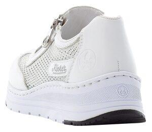 Rieker Sneaker mit seitlichem Reißverschluss