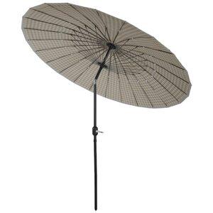 Sonnenschirm mit Knickfunktion