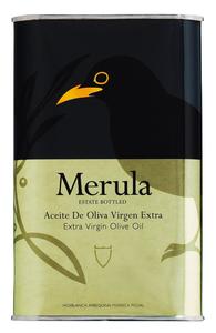 Merula Aceite De Oliva Virgen Extra 500ml   - Öl - Marqués de V..., Spanien, 0,5l