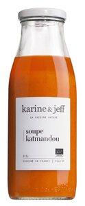 Karine & Jeff Soupe Katmandou 500ml   - Saucen, Pesto & Chutneys, Frankreich, 0,5l