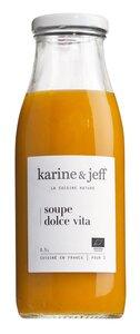 Karine & Jeff Soupe Dolce Vita 500ml   - Saucen, Pesto & Chutneys, Frankreich, 0,5l