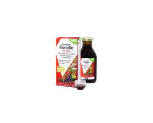 Salus Kräuterblut Floradix mit Eisen, Tonikum 250 ml