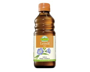 Rapunzel Leinöl Nativ 250 ml