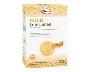 Linusit Gold Leinsamen 1 kg