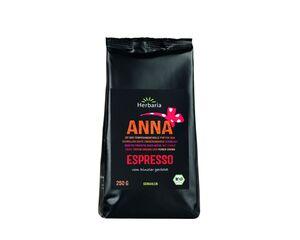 Herbaria Anna Espresso gemahlen 250 g