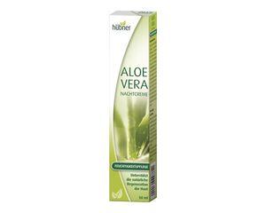 Hübner Aloe Vera Nachtcreme 50 ml