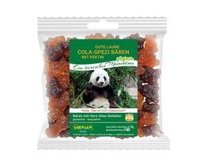 VITALIA Gute Laune Cola-Spezi Bären mit Pektin 150 g