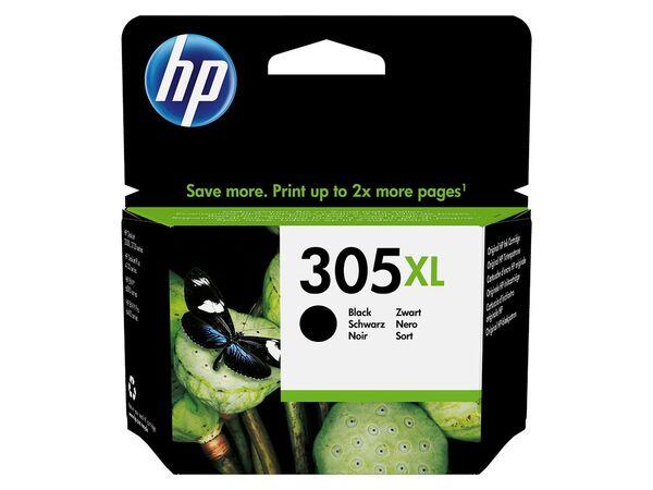 HP 305XL Schwarz Original Druckerpatrone