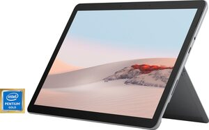 Microsoft Surface Go Notebook (26,67 cm/10,5 Zoll, Intel Pentium Gold, UHD Graphics 615, 128 GB SSD)