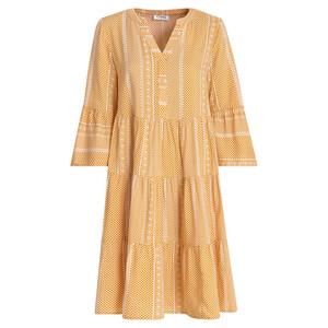 Damen Kleid mit Volant