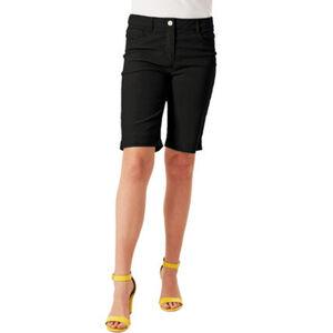 """Adagio Jeans Bermuda """"Resi"""", Five Pockets, dehnbar, für Damen"""
