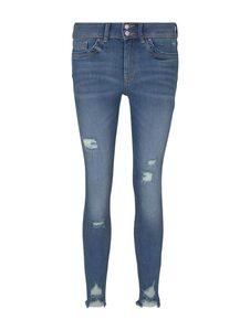 TOM TAILOR Denim Skinny-fit-Jeans mit coolen Destroyed Effekten