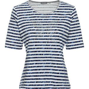Rabe Shirt, Animal-Print, 1/2-Arm, für Damen