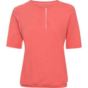 Rabe T-Shirt, Elastiksaum, Verschlussleiste, für Damen