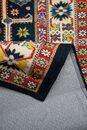 Bild 2 von Teppich »Giulia«, Home affaire, rechteckig, Höhe 4 mm, Druck-Teppich, waschbar, Orient-Optik, Wohnzimmer