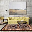Bild 4 von Teppich »Giulia«, Home affaire, rechteckig, Höhe 4 mm, Druck-Teppich, waschbar, Orient-Optik, Wohnzimmer