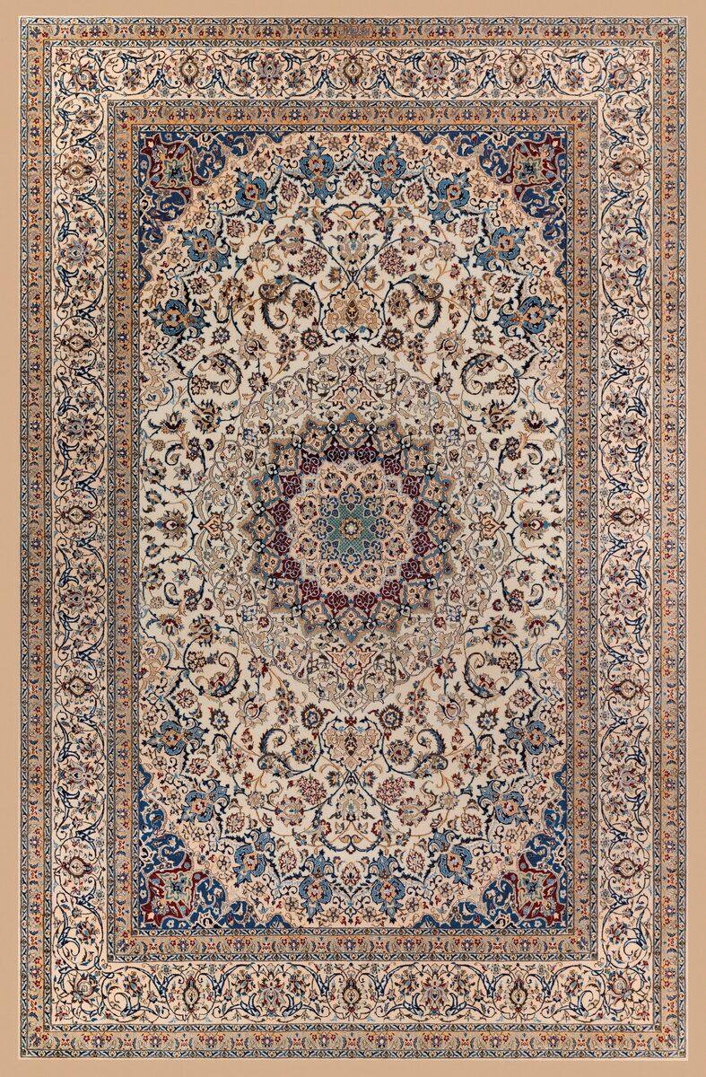 Bild 1 von Teppich »Luca«, Home affaire, rechteckig, Höhe 4 mm, Druck-Teppich, waschbar, Orient-Optik, Wohnzimmer