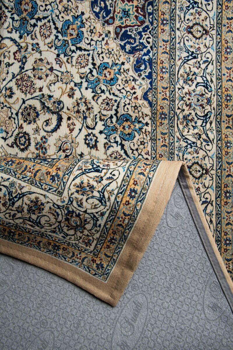 Bild 2 von Teppich »Luca«, Home affaire, rechteckig, Höhe 4 mm, Druck-Teppich, waschbar, Orient-Optik, Wohnzimmer