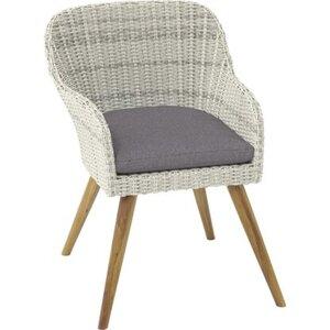 Garten-Sessel Maryvale FSC® Grau