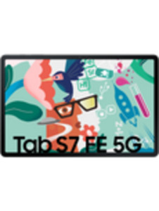 Samsung Galaxy Tab S7 FE 5G 64GB Mystic Silver mit Internet-Flat 20.000 mit Hardware 5