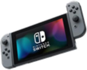 Nintendo Switch Konsole 2 Gen. Grau mit green LTE 10 GB