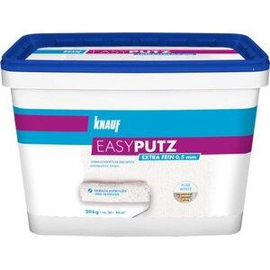 Knauf Easy Putz Extra Fein mit 0,5 mm Körnung 20 kg