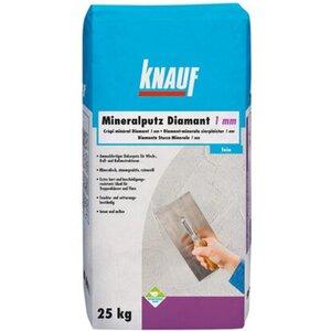 Knauf Diamant Mineralputz 1 mm Körnung 25 kg
