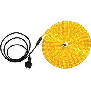 Globo LED-Lichtschlauch Kunststoff 9 m Klar Gelb EEK: A++