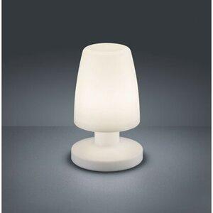 Reality LED-Außenleuchte für den Tisch Dora Weiß EEK: A+