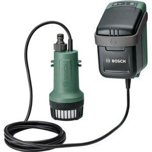 Bosch Akku-Regenwasserpumpe GardenPump 18