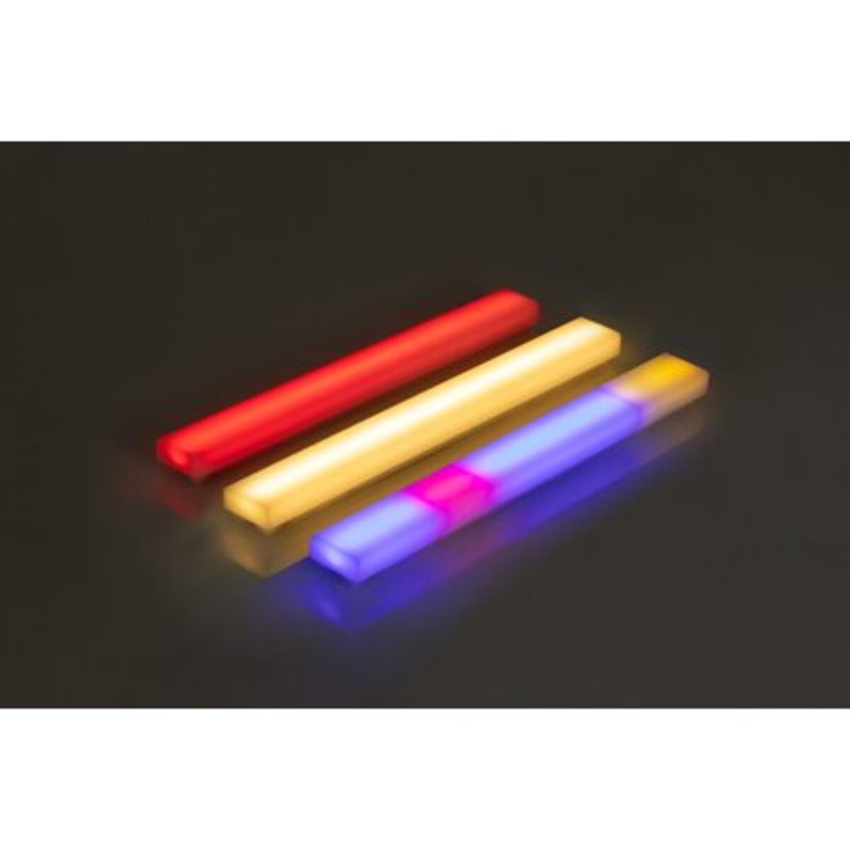 Bild 1 von Trio LED-Lichtsystem Lines Erweiterungs-Set 3er Weiß