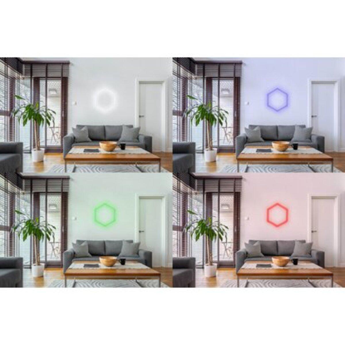 Bild 2 von Trio LED-Lichtsystem Lines Erweiterungs-Set 3er Weiß