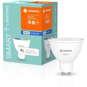 Ledvance Smart+ Bluetooth LED-Reflektorlampe PAR 16 Glas GU10/5,5W 350lm RGBW