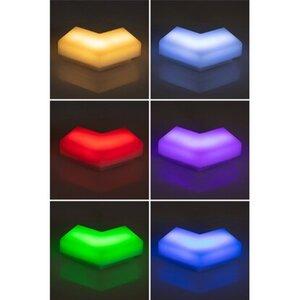 Trio LED-Lichtsystem Lines V-Verbinder 2 W, 75 lm