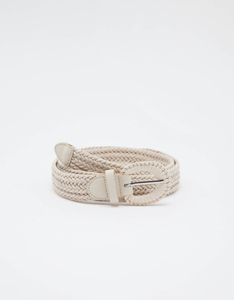 Gürtel aus Seil