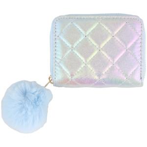 Portemonnaie mit Pompon
