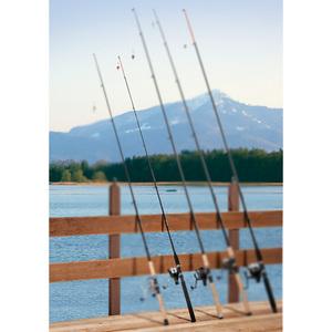 AllGear Fishing Spinn-Angelset
