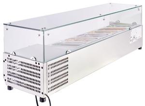 METRO Professional Aufsatzkühlvitrine GHS1150