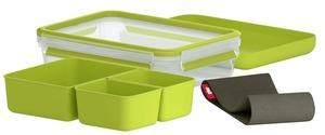 Emsa Lebensmittelbox CLIP & GO Grün
