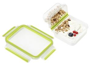 Emsa Yoghurt-Box CLIP & GO Grün