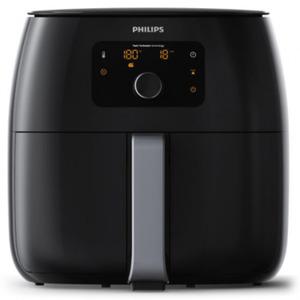 Philips HD9651/90 Avance Collection Airfryer XXL Heißluft Fritteuse schwarz
