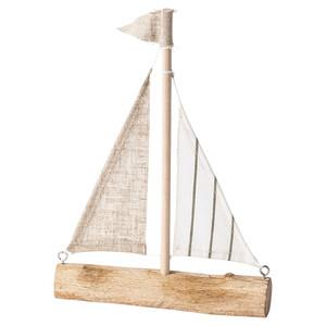 Kleiner Dekoauftseller Boot