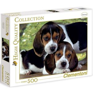 Puzzle - Close Togehter - 500 Teile