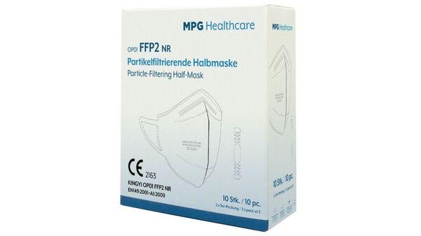MPG Healthcare FFP2-Filtermaske Standard