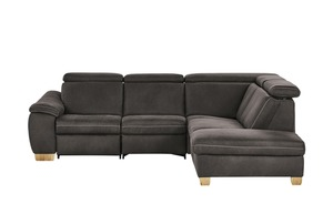 meinSofa Ecksofa  Litos - grau - 85 cm - Polstermöbel