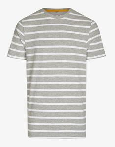 Via Cortesa - T-Shirt mit Breton-Streifen