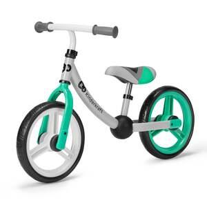 Kinderkraft 2WAY NEXT-Laufrad green/grey
