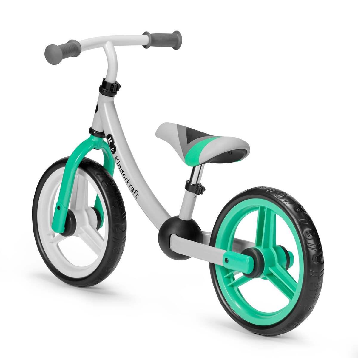 Bild 3 von Kinderkraft 2WAY NEXT-Laufrad green/grey