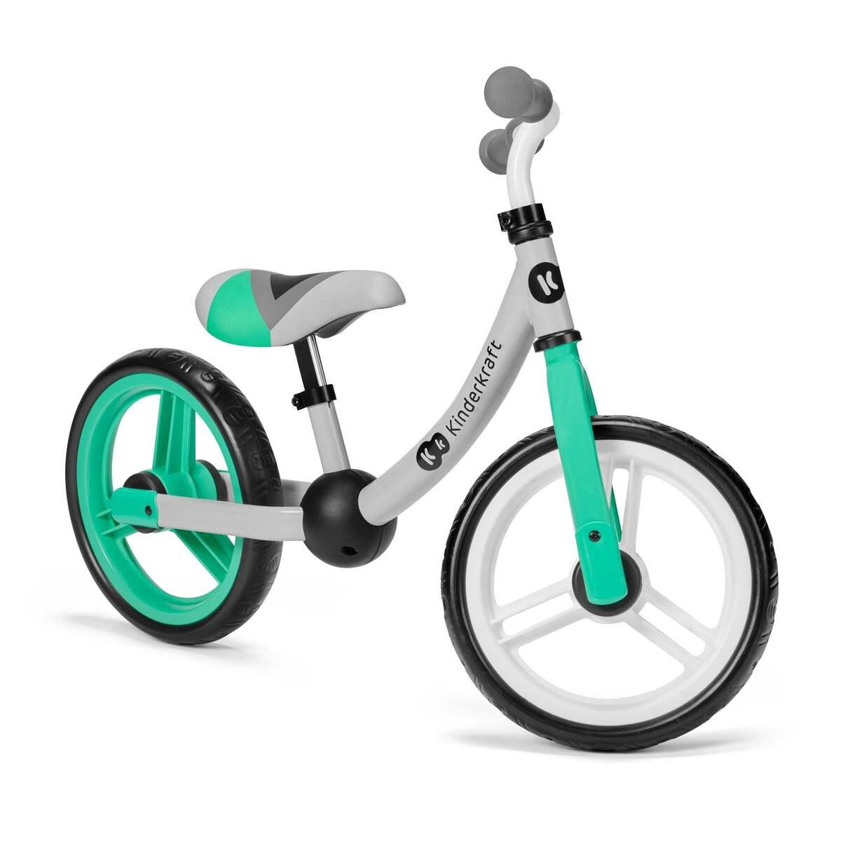 Bild 5 von Kinderkraft 2WAY NEXT-Laufrad green/grey